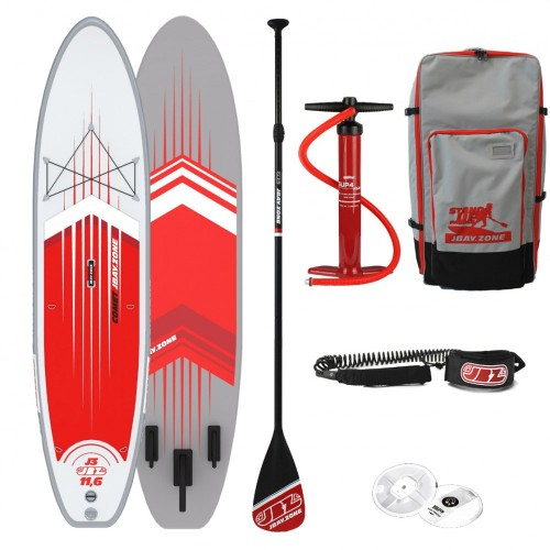 Tavola Sup Board Touring Surf Gonfiabile Stand Up Paddle Pompa Pagaia Kayak Mare