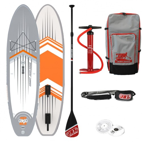 Tavola Sup Gonfiabile Windsurf Board Surf Stand Up Paddle Pompa Pagaia Kayak