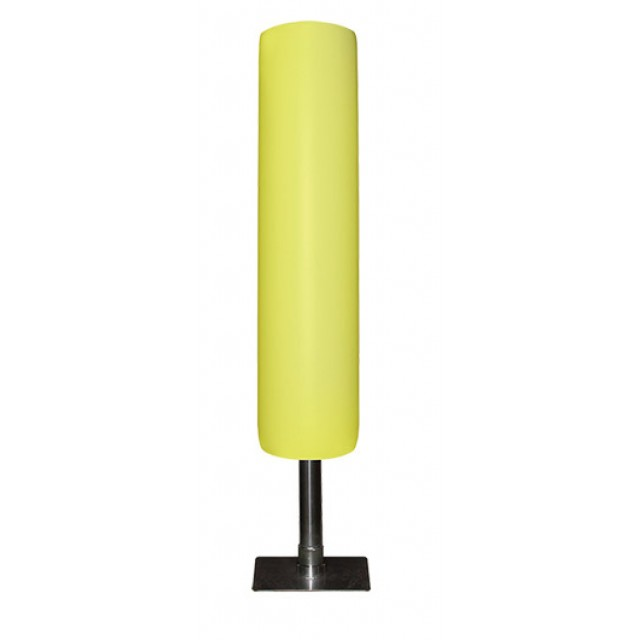 Lampada Gonfiabile Piantana Luci Led Happy Light + Telecomando Eventi Multicolor